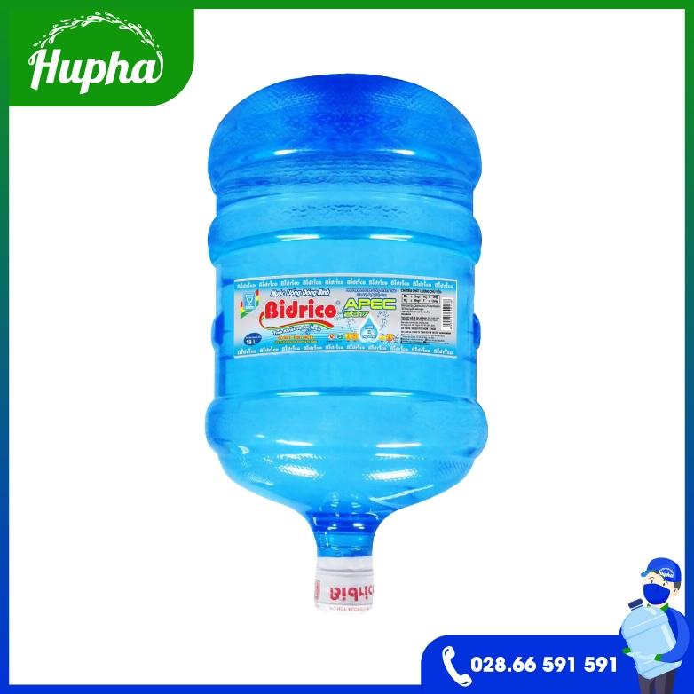 Nước Uống Bidrico Úp Máy 19L