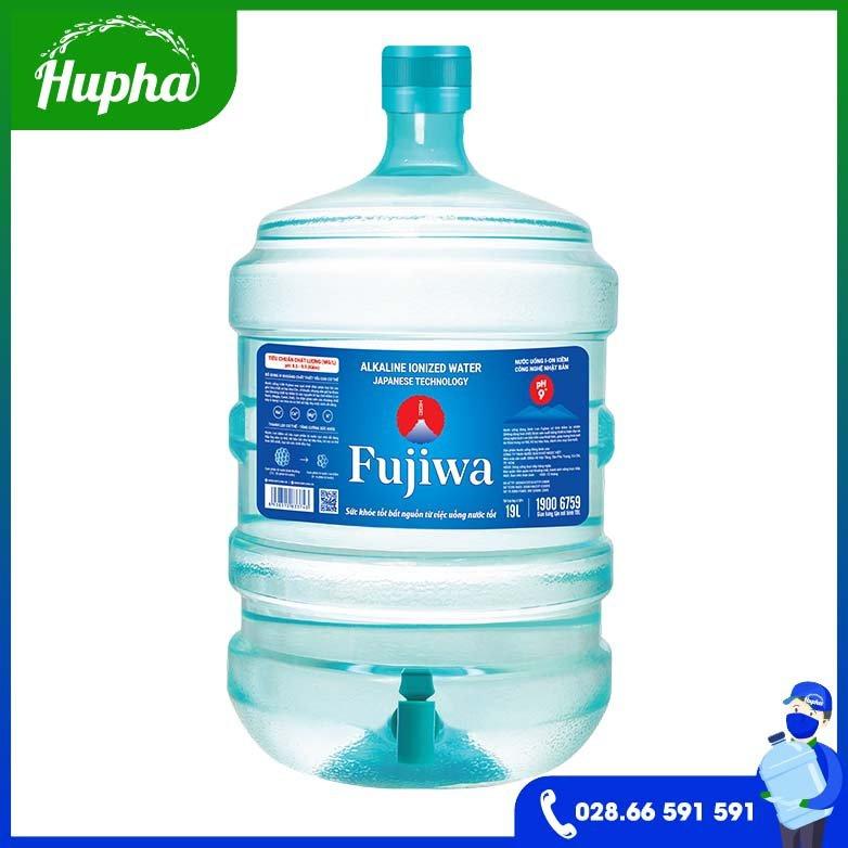 Nước Uống Ion Kiềm Fujiwa 19L