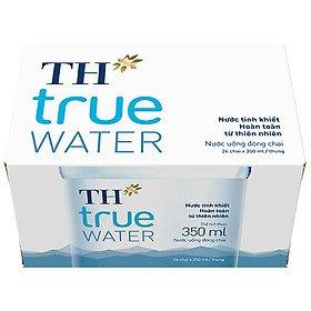 BẢNG GIÁ NƯỚC TINH KHIẾT TH TRUE WATER TẠI HỒ CHÍ MINH