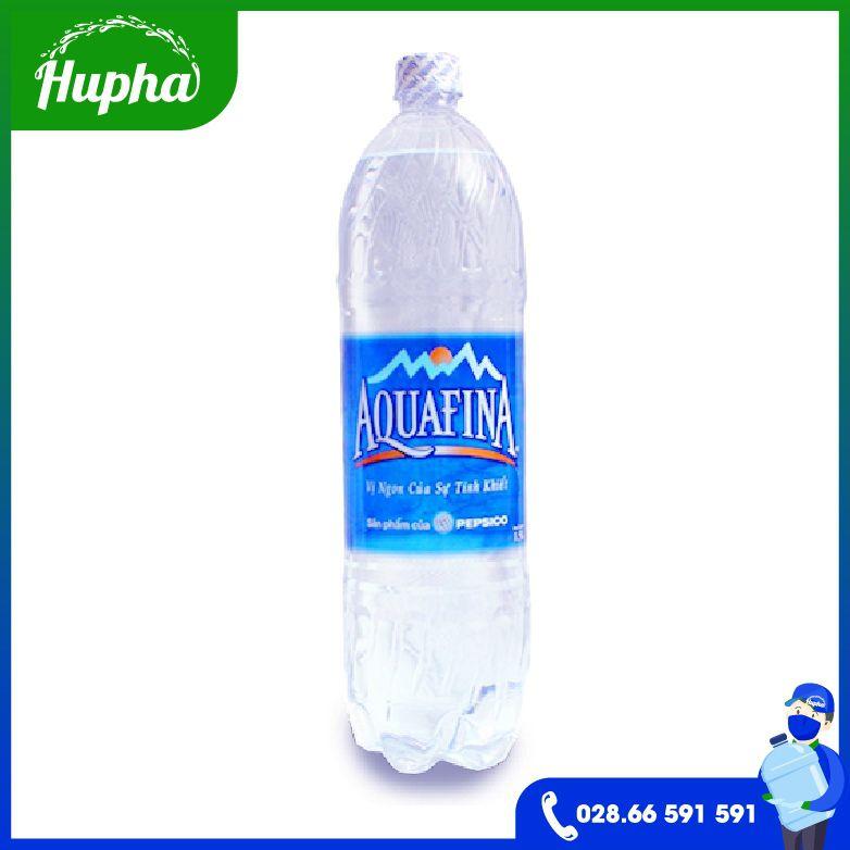 Nước Aquafina 1,5L