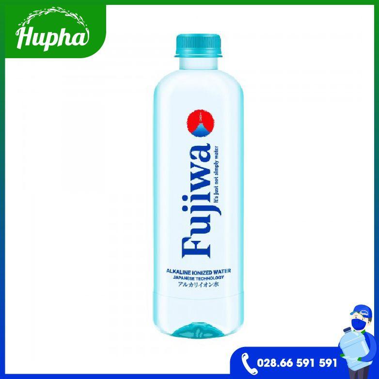 Nước Uống Ion Kiềm Fujiwa 450ML